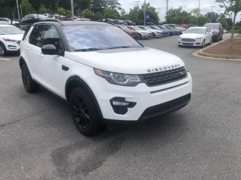2016 Land Rover Discovery Sport for sale at CU Carfinders in Norcross GA