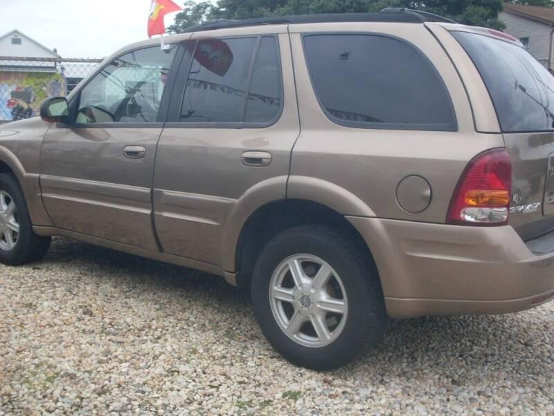2002 Oldsmobile Bravada for sale at Flag Motors in Islip Terrace NY