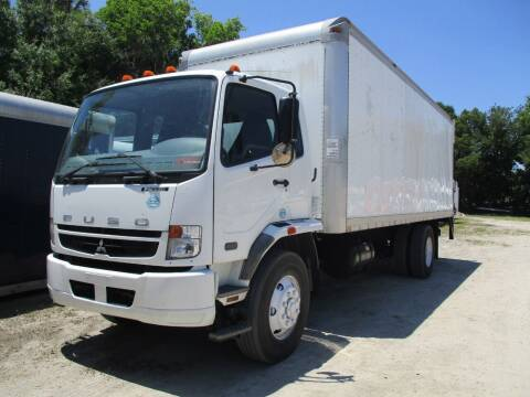 2010 Mitsubishi FM330 for sale at DEBARY TRUCK SALES in Sanford FL