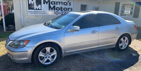2005 Acura RL for sale at Mama's Motors in Greer SC
