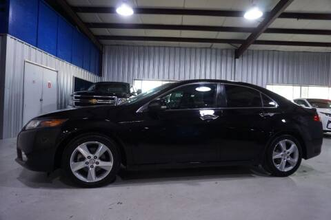 2013 Acura TSX for sale at SOUTHWEST AUTO CENTER INC in Houston TX