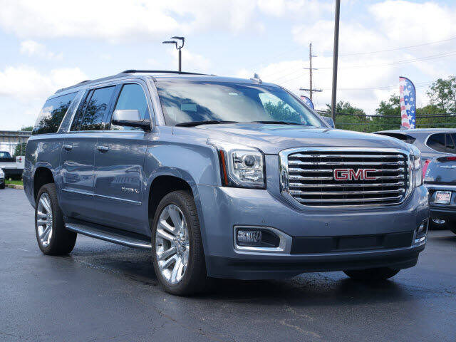 2018 GMC Yukon XL for sale at GRANITE RUN PRE OWNED CAR AND TRUCK OUTLET in Media PA