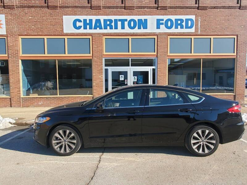 2020 Ford Fusion for sale at Chariton Ford in Chariton IA
