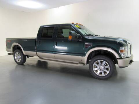 2008 Ford F-350 Super Duty for sale at Salinausedcars.com in Salina KS