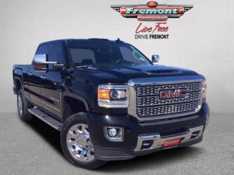 2019 GMC Sierra 2500HD for sale at Rocky Mountain Commercial Trucks in Casper WY
