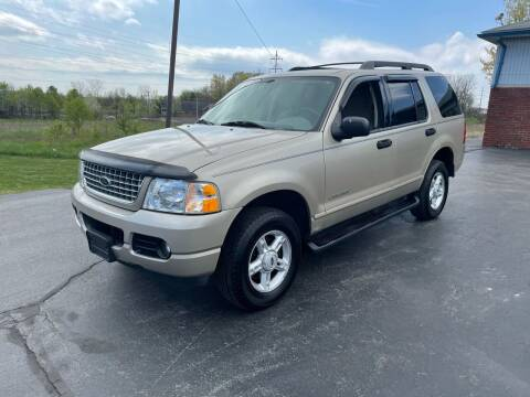 2005 Ford Explorer for sale at Country Auto Sales in Boardman OH