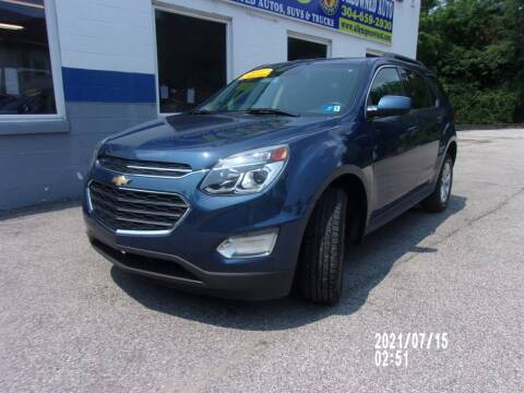 2017 Chevrolet Equinox for sale at Allen's Pre-Owned Autos in Pennsboro WV