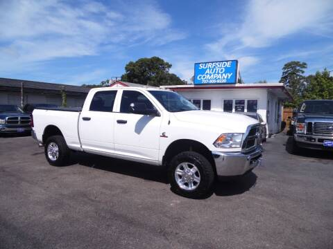 2015 RAM Ram Pickup 3500 for sale at Surfside Auto Company in Norfolk VA