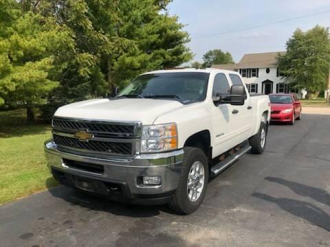 2011 Chevrolet Silverado 2500HD for sale at Advantage Auto Sales & Imports Inc in Loves Park IL