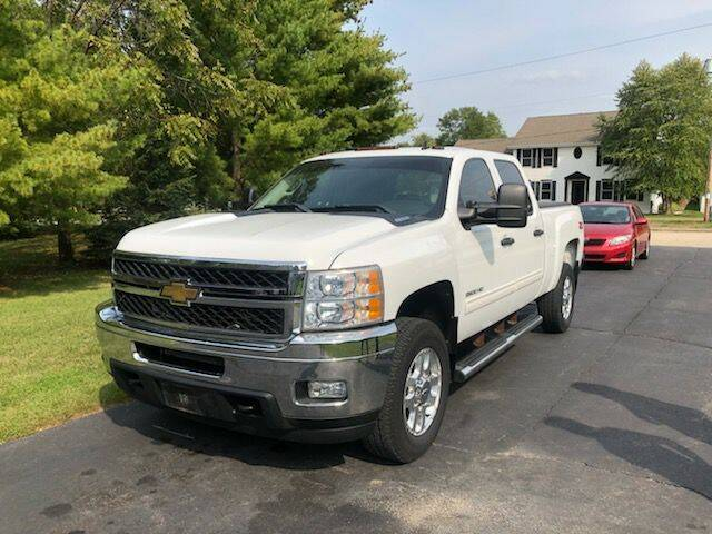 2011 Chevrolet Silverado 2500HD for sale at Advantage Auto Sales & Imports Inc in Loves Park IL