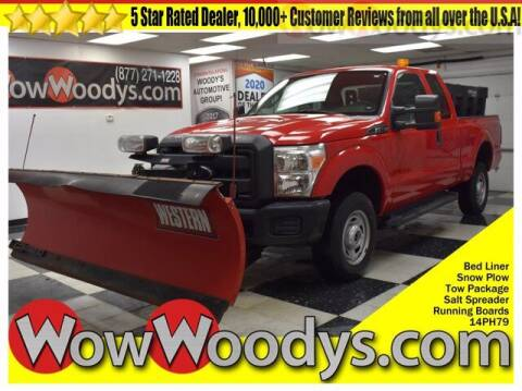 2014 Ford F-250 Super Duty for sale at WOODY'S AUTOMOTIVE GROUP in Chillicothe MO