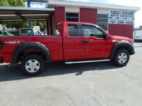 2010 Ford F-150 for sale at Florida Suncoast Auto Brokers in Palm Harbor FL