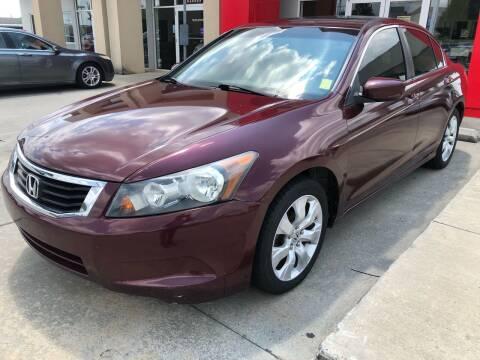 2008 Honda Accord for sale at Thumbs Up Motors in Warner Robins GA