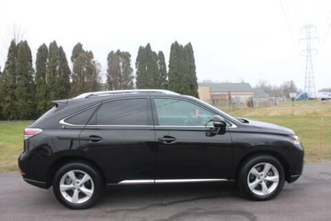 2013 Lexus RX 350 for sale at D & B Auto Sales LLC in Washington Township MI