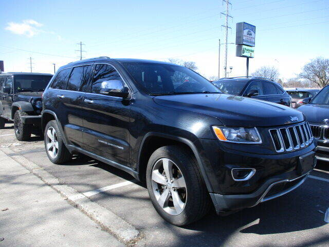 2014 Jeep Grand Cherokee for sale at SOUTHFIELD QUALITY CARS in Detroit MI