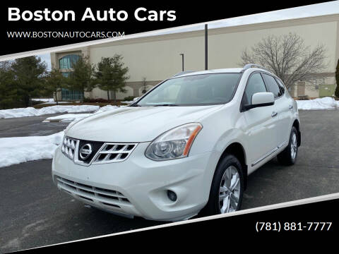2012 Nissan Rogue for sale at Boston Auto Cars in Dedham MA