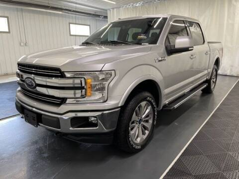 2018 Ford F-150 for sale at Monster Motors in Michigan Center MI