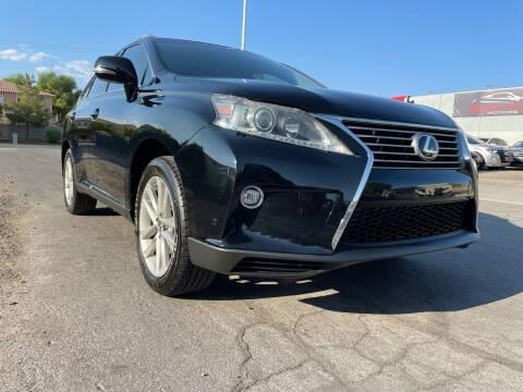 2015 Lexus RX 350 for sale at Boktor Motors in Las Vegas NV