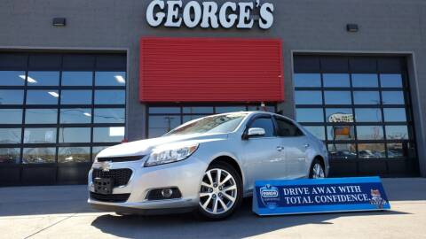 2014 Chevrolet Malibu for sale at George's Used Cars - Pennsylvania & Allen in Brownstown MI