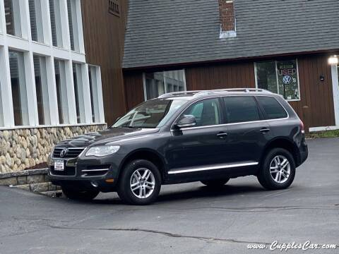 2008 Volkswagen Touareg 2 for sale at Cupples Car Company in Belmont NH