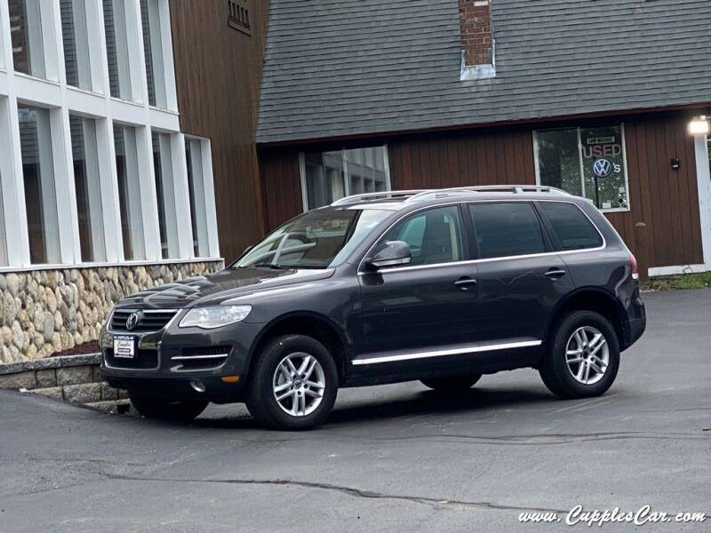 2008 Volkswagen Touareg 2 for sale in Belmont, NH