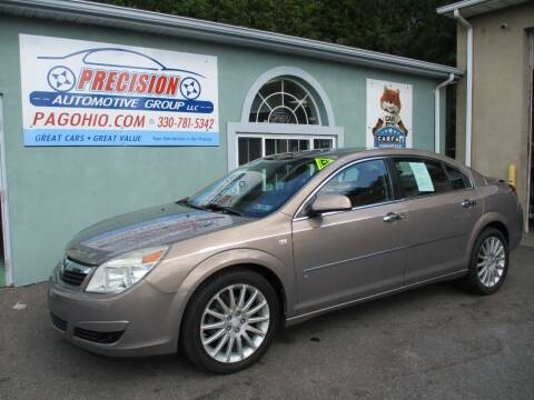 2007 Saturn Aura for sale at Precision Automotive Group in Youngstown OH