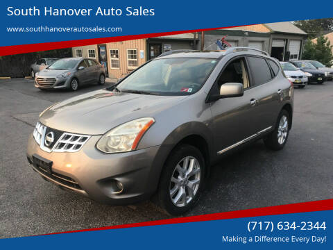 2011 Nissan Rogue for sale at South Hanover Auto Sales in Hanover PA