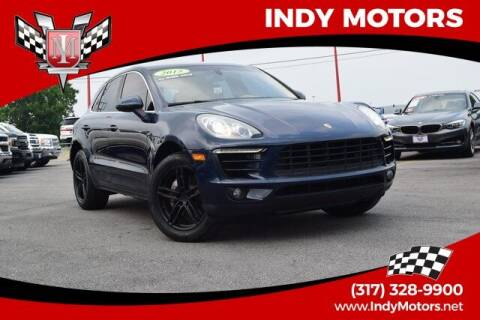 2015 Porsche Macan for sale at Indy Motors Inc in Indianapolis IN
