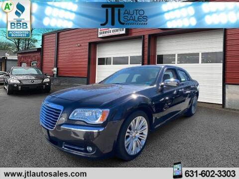 2012 Chrysler 300 for sale at JTL Auto Inc in Selden NY