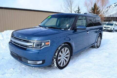 2019 Ford Flex for sale at Jackson Hole Ford of Alpine in Alpine WY