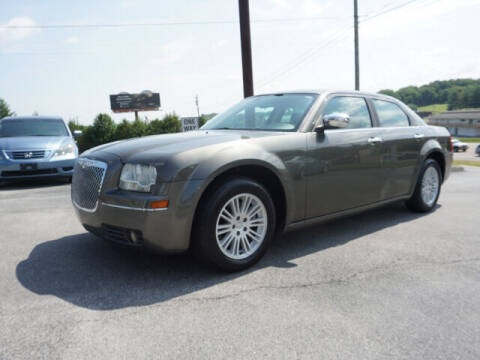 2010 Chrysler 300 for sale at CHAPARRAL USED CARS in Piney Flats TN