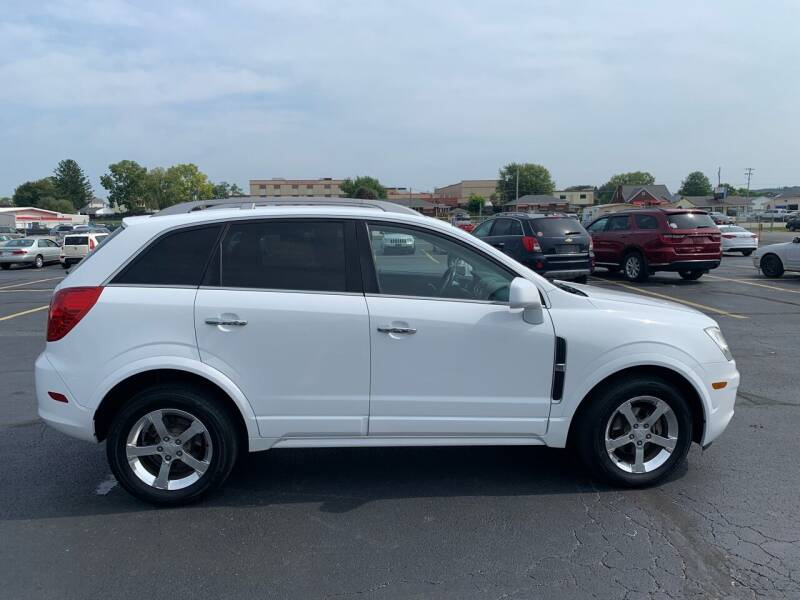 2013 Chevrolet Captiva Sport for sale at Martino Motors in Pittsburgh PA