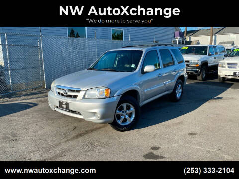 2006 Mazda Tribute for sale at NW AutoXchange in Auburn WA