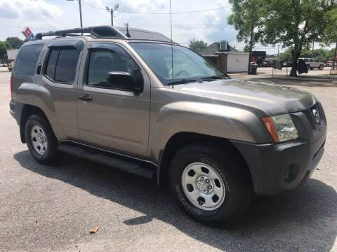2006 Nissan Xterra for sale at Cherry Motors in Greenville SC