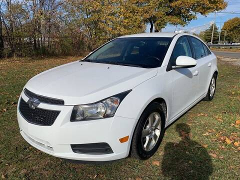 2014 Chevrolet Cruze for sale at CItywide Auto Credit in Oregon OH