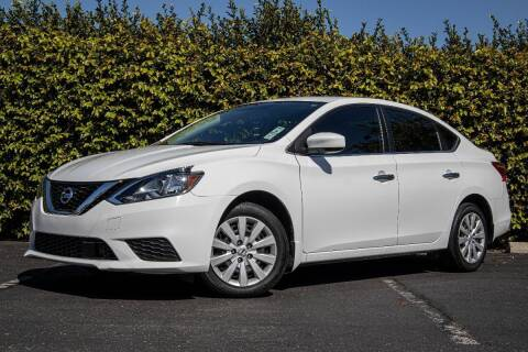2019 Nissan Sentra for sale at 605 Auto  Inc. in Bellflower CA