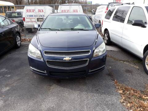 2009 Chevrolet Malibu for sale at GALANTE AUTO SALES LLC in Aston PA