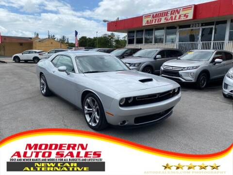 2020 Dodge Challenger for sale at Modern Auto Sales in Hollywood FL