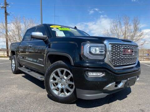 2016 GMC Sierra 1500 for sale at UNITED Automotive in Denver CO
