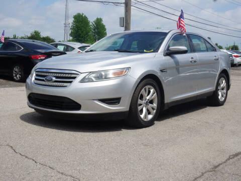 2010 Ford Taurus for sale at Suburban Chevrolet of Ann Arbor in Ann Arbor MI
