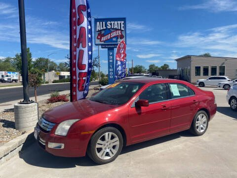 2008 Ford Fusion for sale at Allstate Auto Sales in Twin Falls ID