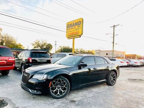 2016 Chrysler 300 for sale at Grand Auto Sales in Tampa FL
