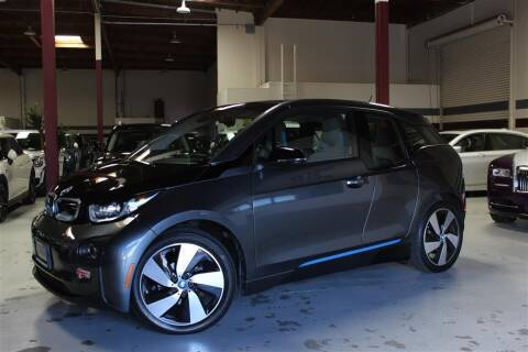 2017 BMW i3 for sale at SELECT MOTORS in San Mateo CA