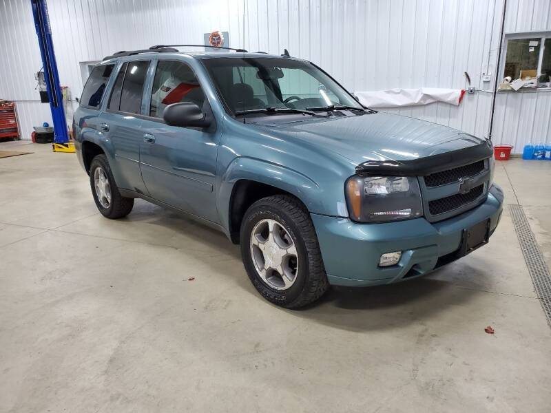 2009 Chevrolet TrailBlazer for sale at Motor House in Alden NY