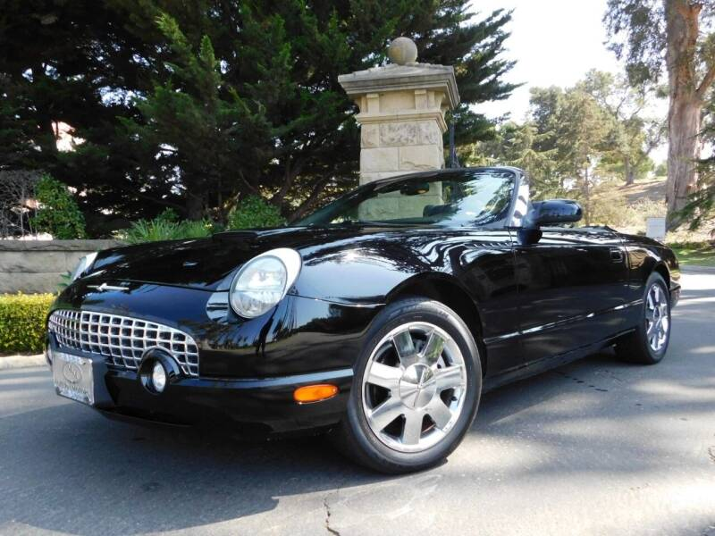 2002 Ford Thunderbird for sale at Milpas Motors in Santa Barbara CA