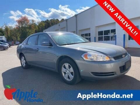 2008 Chevrolet Impala for sale at APPLE HONDA in Riverhead NY