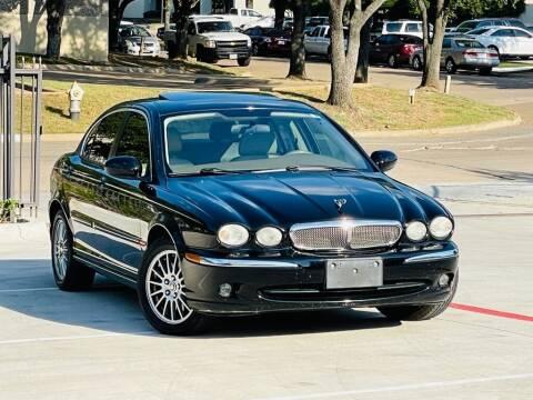2007 Jaguar X-Type for sale at Texas Drive Auto in Dallas TX