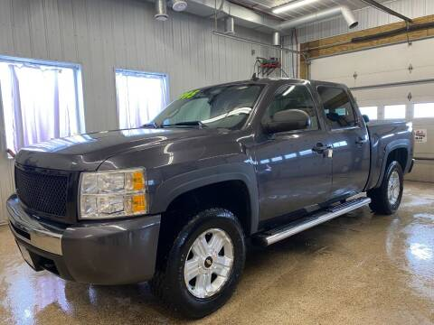 2010 Chevrolet Silverado 1500 for sale at Sand's Auto Sales in Cambridge MN