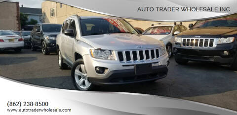 2011 Jeep Compass for sale at Auto Trader Wholesale Inc in Saddle Brook NJ