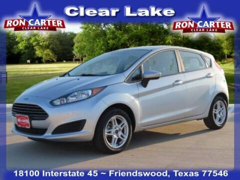 2018 Ford Fiesta for sale at Ron Carter  Clear Lake Used Cars in Houston TX